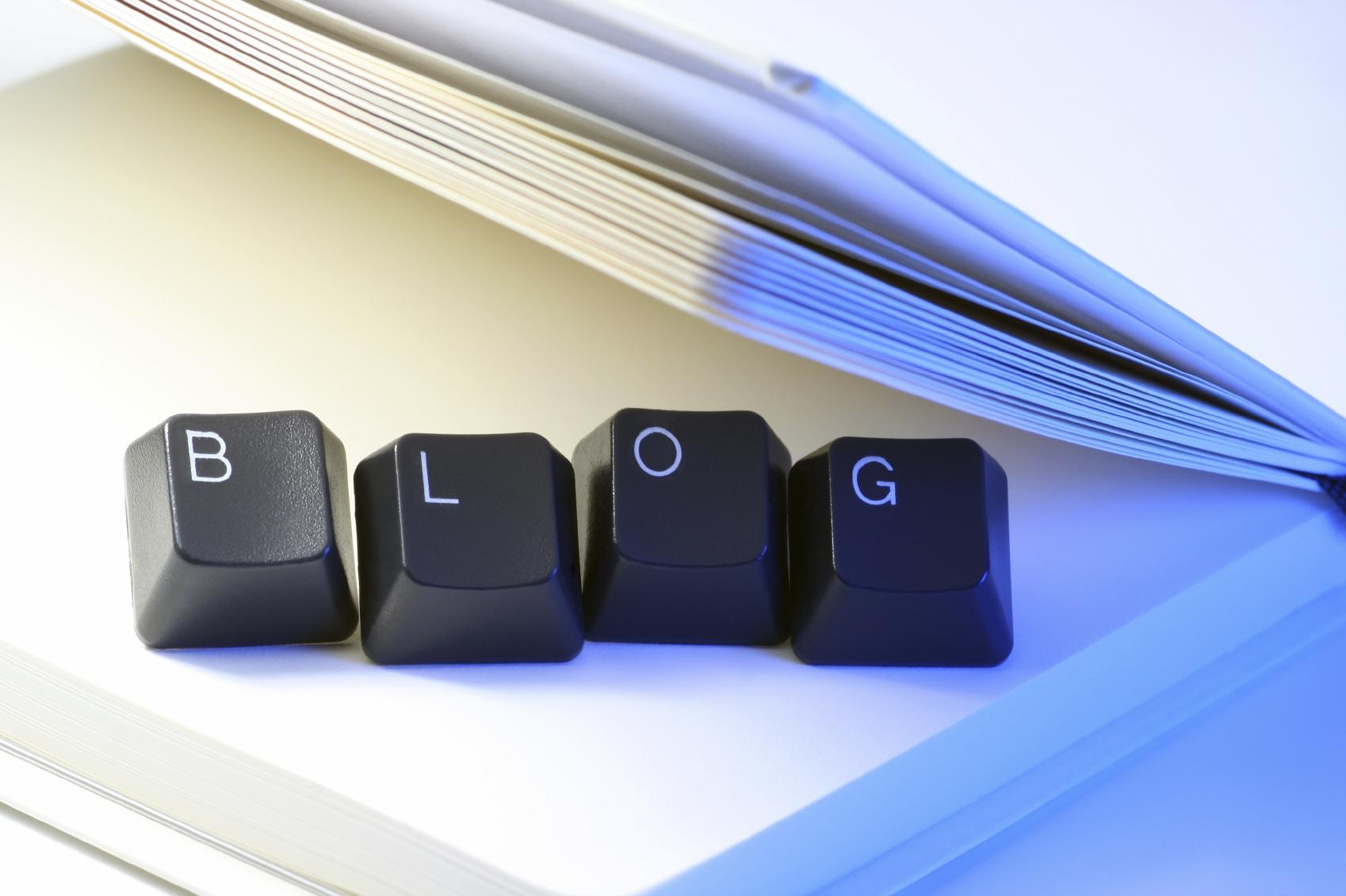 Blog – novost spletne strani DŠMM