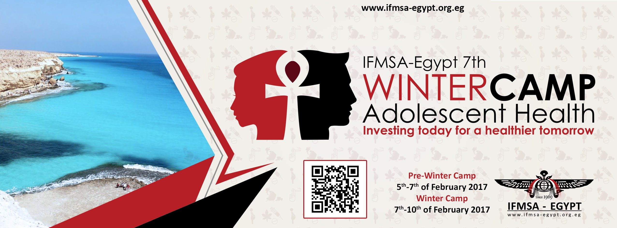 Zimski kamp IFMSA-Egipt: Adolescent Health – Investing today for a healthier tomorrow