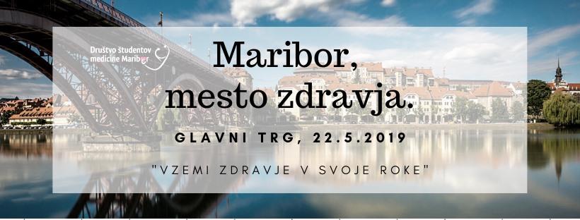 Maribor, mesto zdravja 2019