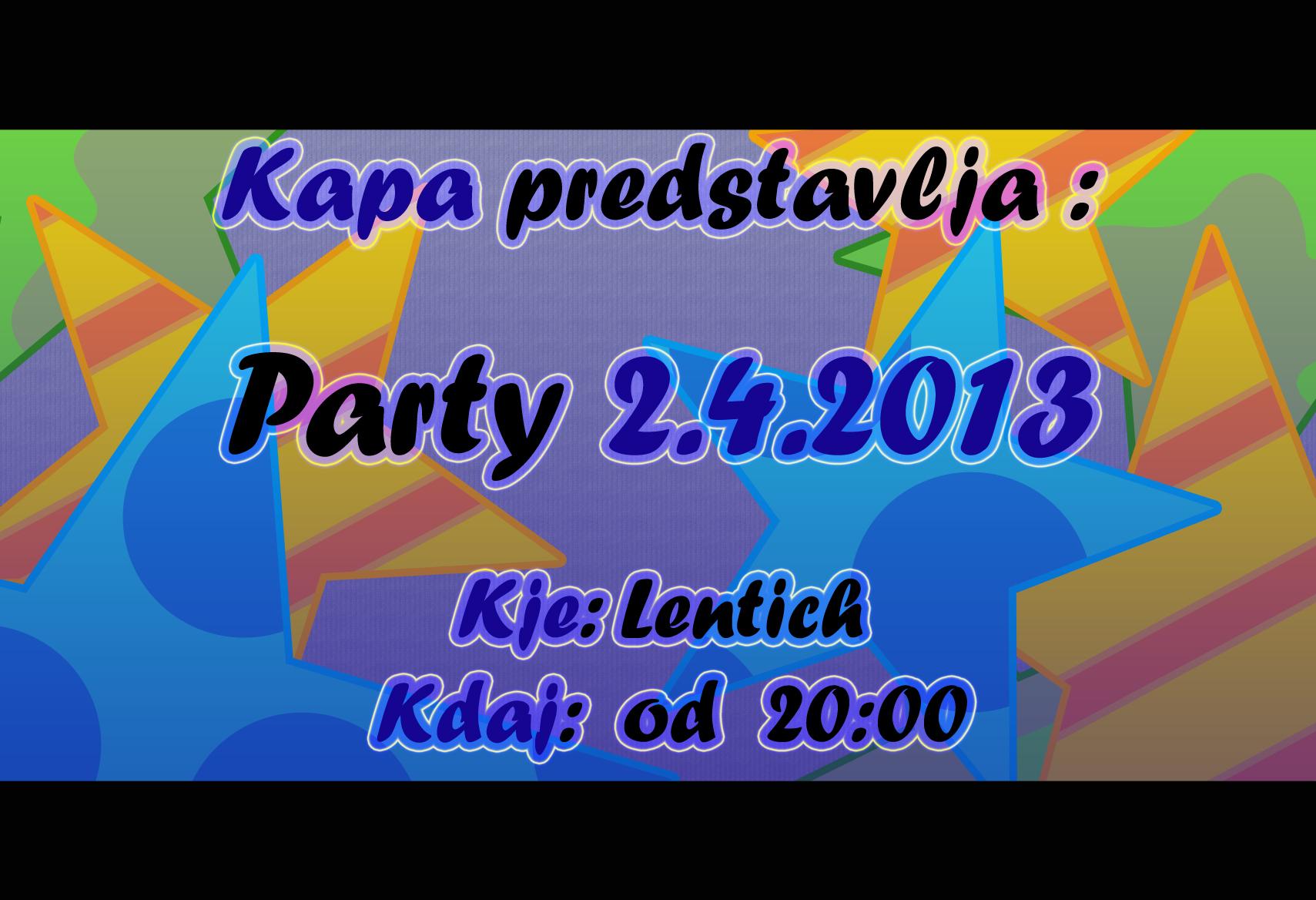 Party by Kapa
