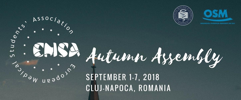 EMSA Autumn Assembly 2018
