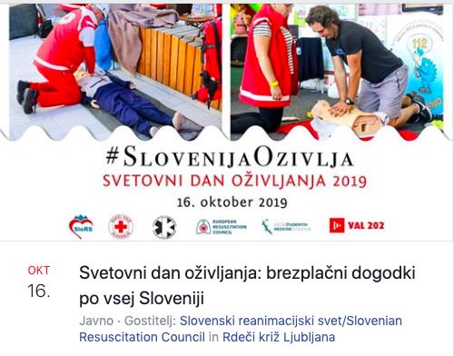 Slovenija oživlja!