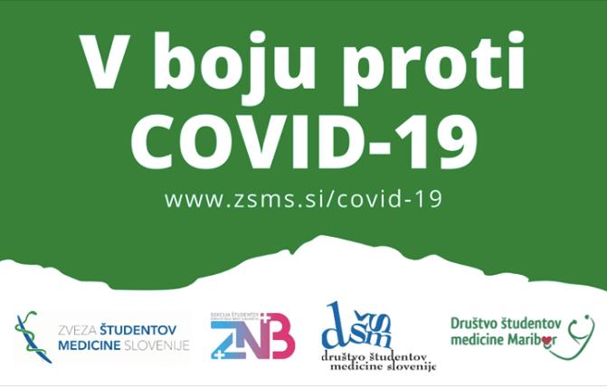 COVID-19 – vse na enem mestu!
